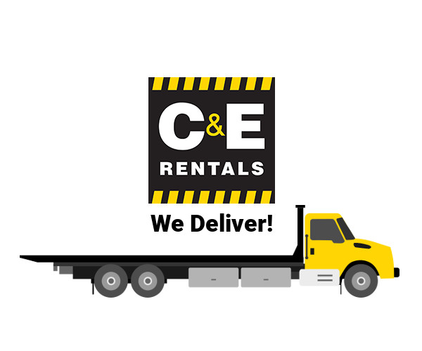 Equipment Delivery Service in Oregon and SW Washington