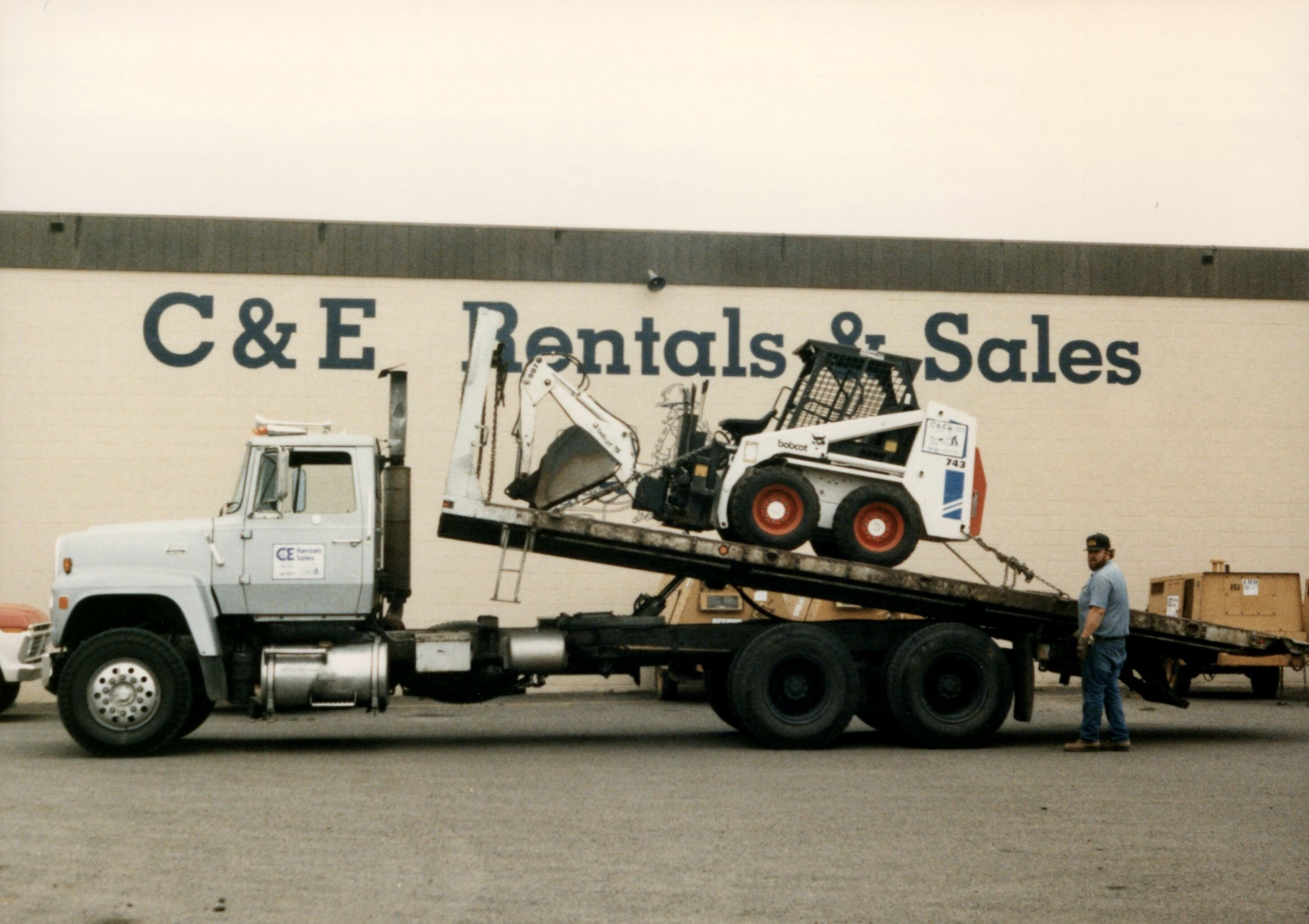 Learn more about C & E Rentals