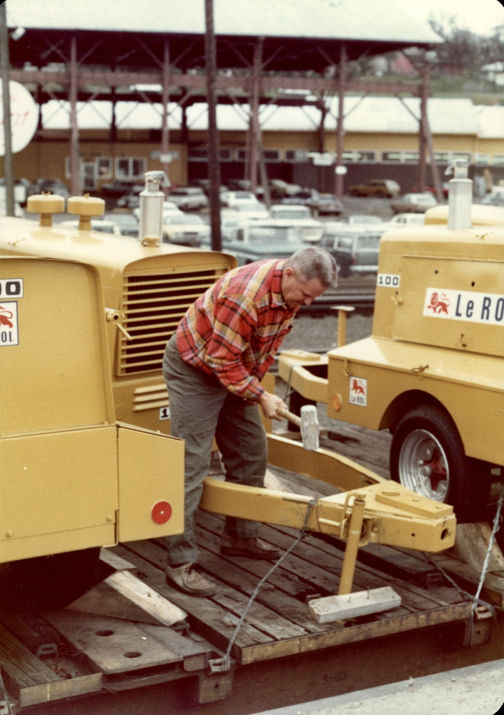 Learn the history of C & E Rentals