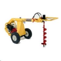 Where to rent AUGER, ONE PERSON HYDRAULIC in Portland OR