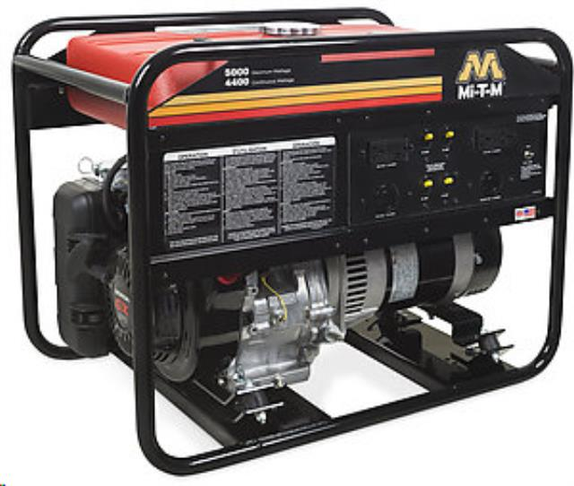 Where to find GENERATOR, GAS, 5800 WATT in Portland