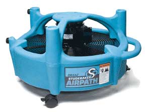 Where to find FAN, AIRPATH F377 FLOOR DRYER in Portland