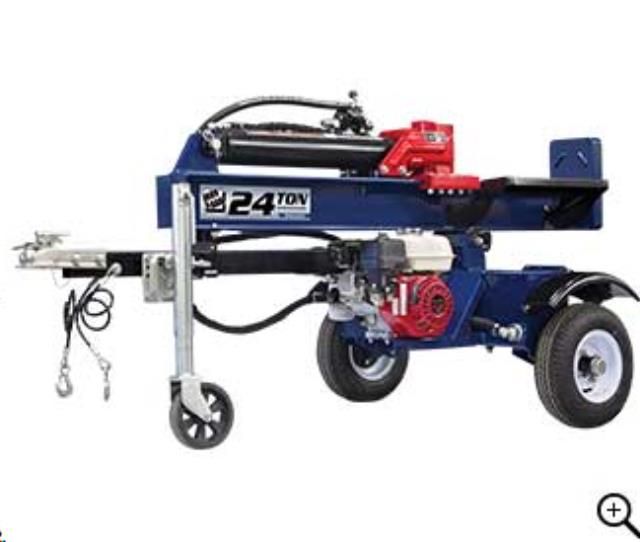 Where to find LOG SPLITTER, GAS, 5-10 HP in Portland