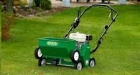 Where to rent OVERSEEDER, GAS, LAWN in Portland OR