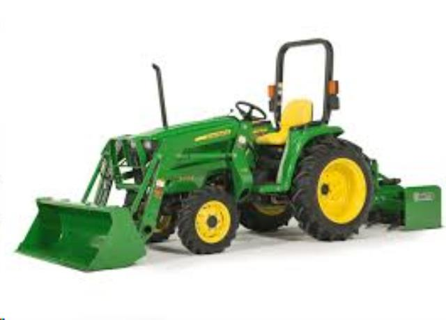 Where to find TRACTOR 30-36 HP in Portland