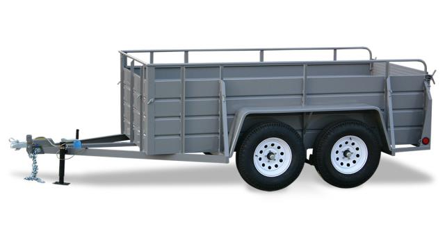 Where to find TRAILER, 2X, 5X12, OPEN BOX, 4.5K CAP in Portland