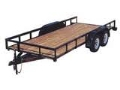 Where to rent TRAILER, 6X16, RAMP, 5K CAPACITY in Portland OR