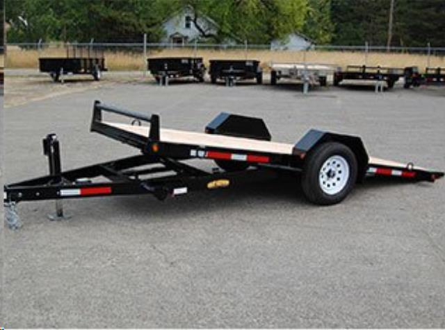 Where to find TRAILER, 5X12, TILT in Portland