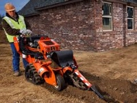 Where to rent TRENCHER, 36  TRACK, GAS, 16HP in Portland OR