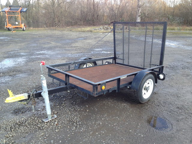 Where to find 4X6 RAMP, 1 AXLE, 500  CAP in Portland