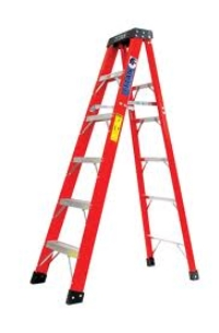 Rental store for LADDER, 8  STEP, FIBERGLASS in Portland OR