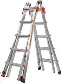 Rental store for LADDER, MULTIFUNCTION, ALUMIN. in Portland OR