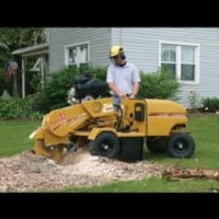 Used Equipment Sales STUMP GRINDER, Rayco 1625S Jr in Portland OR