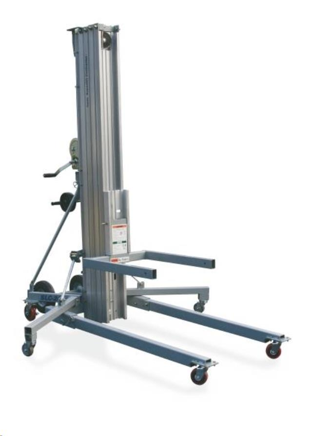 Where to find HOIST, MATERIAL SLC 24,  650LBS in Portland