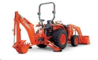 Where to rent BACKHOE ATTACHMENT, KUBOTA in Portland OR