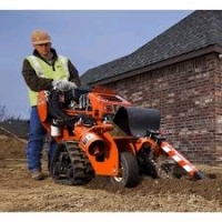 Where to rent TRENCHER, 36  TRACK, GAS, 20HP in Portland OR