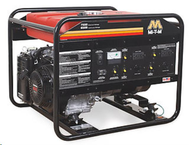 Where to find GENERATOR, GAS, 7500 WATT in Portland
