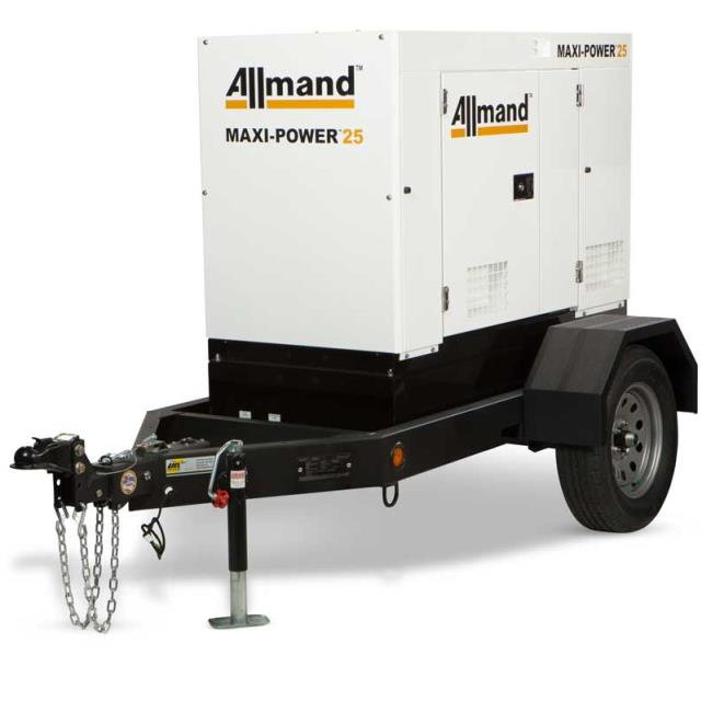 Where to find GENERATOR, DIESEL, 25KVA  20KW in Portland