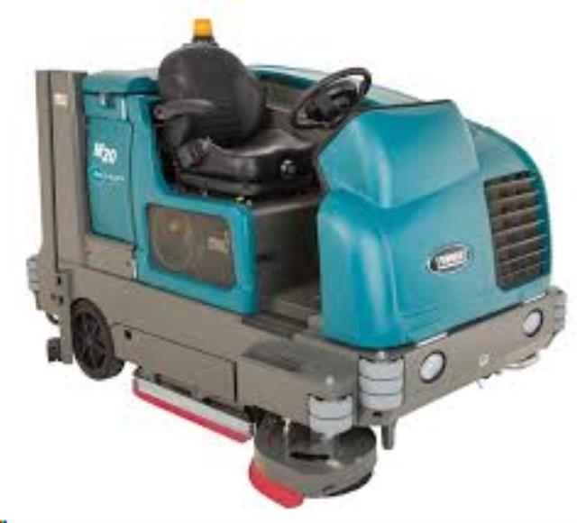 Where to find SWEEPER SCRUBBER INDUSTRIAL RIDE-ON LPG in Portland